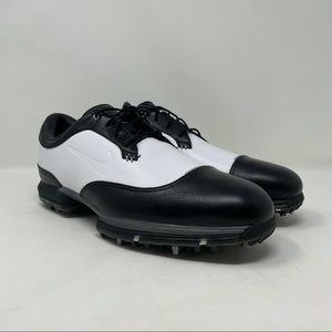 New Nike Tour Premium Golf Shoe Sz 10 843243-100
